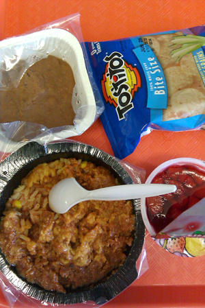 tex mex school food