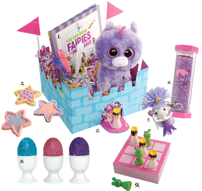 Easter basket ideas parenting magical morning negle Image collections