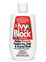 IvyBlock lotion