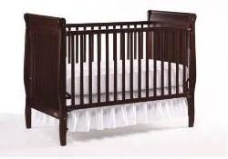 Picture of Recalled Crib: Ashleigh Drop Side