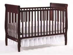 Picture of Recalled Crib: Sarah Drop Side