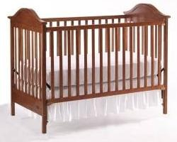 Picture of Recalled Crib: Shannon Drop Side