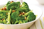 Nutty brocoli