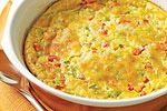Confetti Corn Pudding