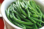 Thanksgiving: Honey Mustard Green Beans