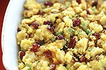 Thanksgiving: Cornbread stuffing