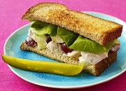 Parenting magazine Kid-Friendly Recipes: Fruity chicken-salad sandwiches