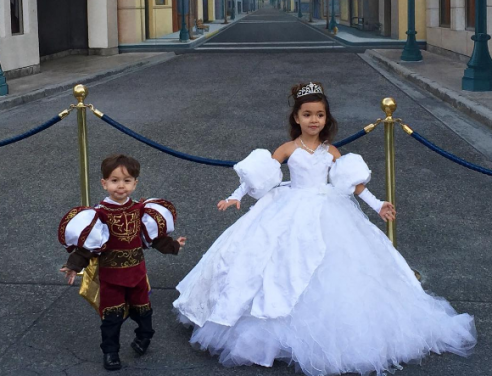 Dad S Homemade Disney Costumes For His Kids Are What