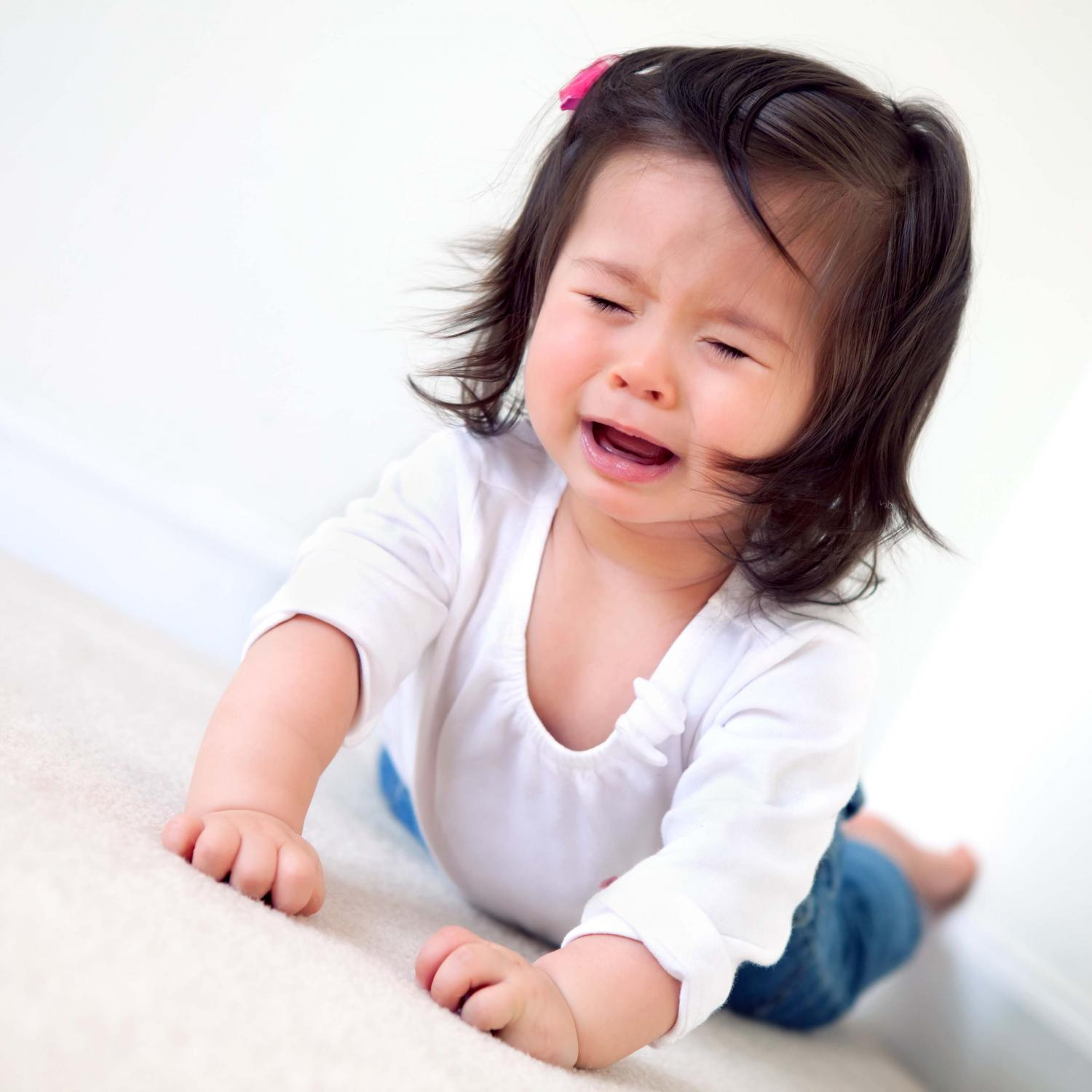 why toddlers throw temper tantrums parenting