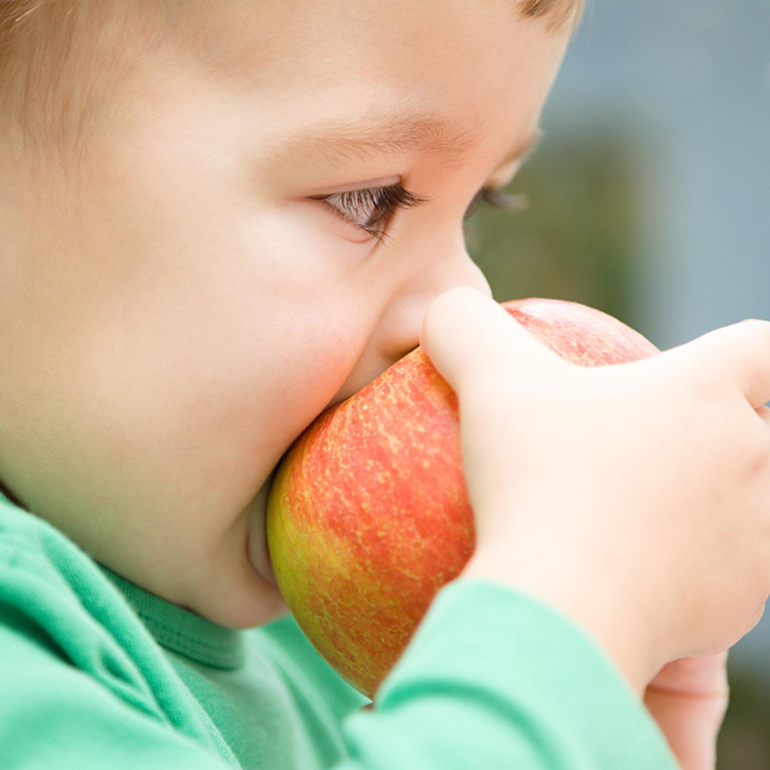 Teach Kids Healthy Eating