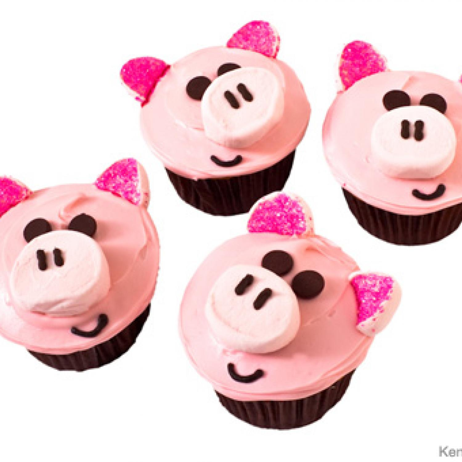 Cupcake Decorating Ideas For Toddlers