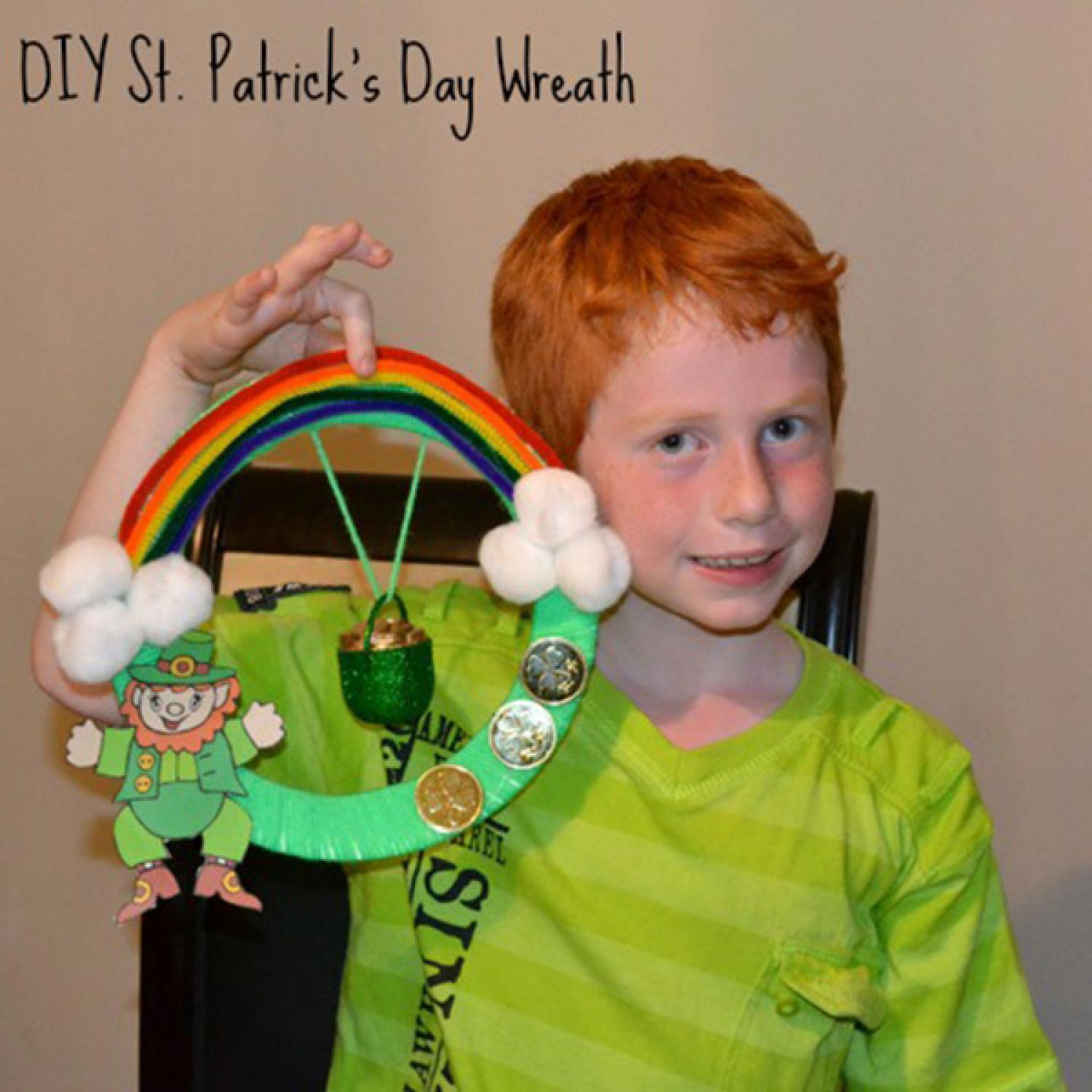 St patricks day preschool crafts - Our Mommy Blog Faves Celebrating St Patrick S Day