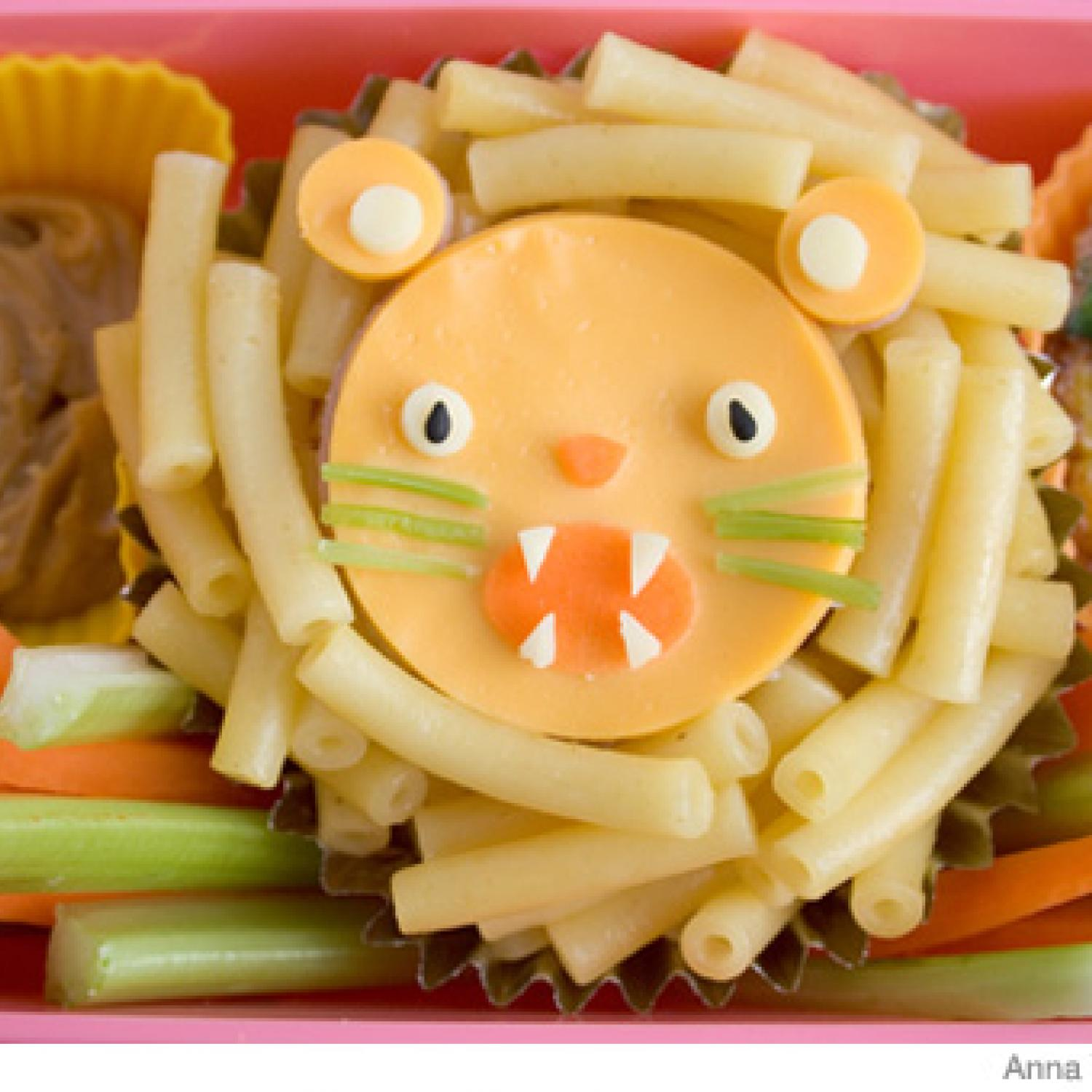 how to make a lion bento lunch box parenting. Black Bedroom Furniture Sets. Home Design Ideas