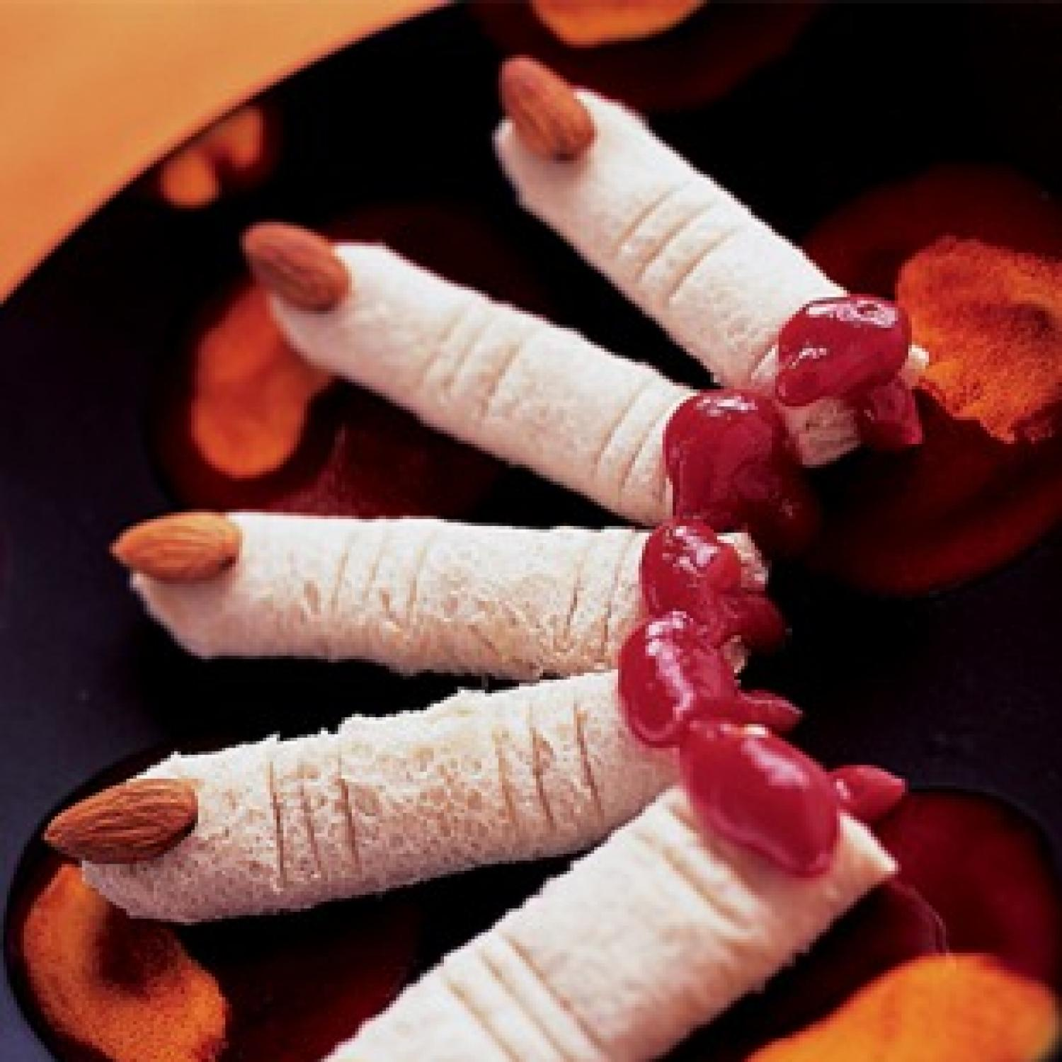 21 gross recipes halloween party food