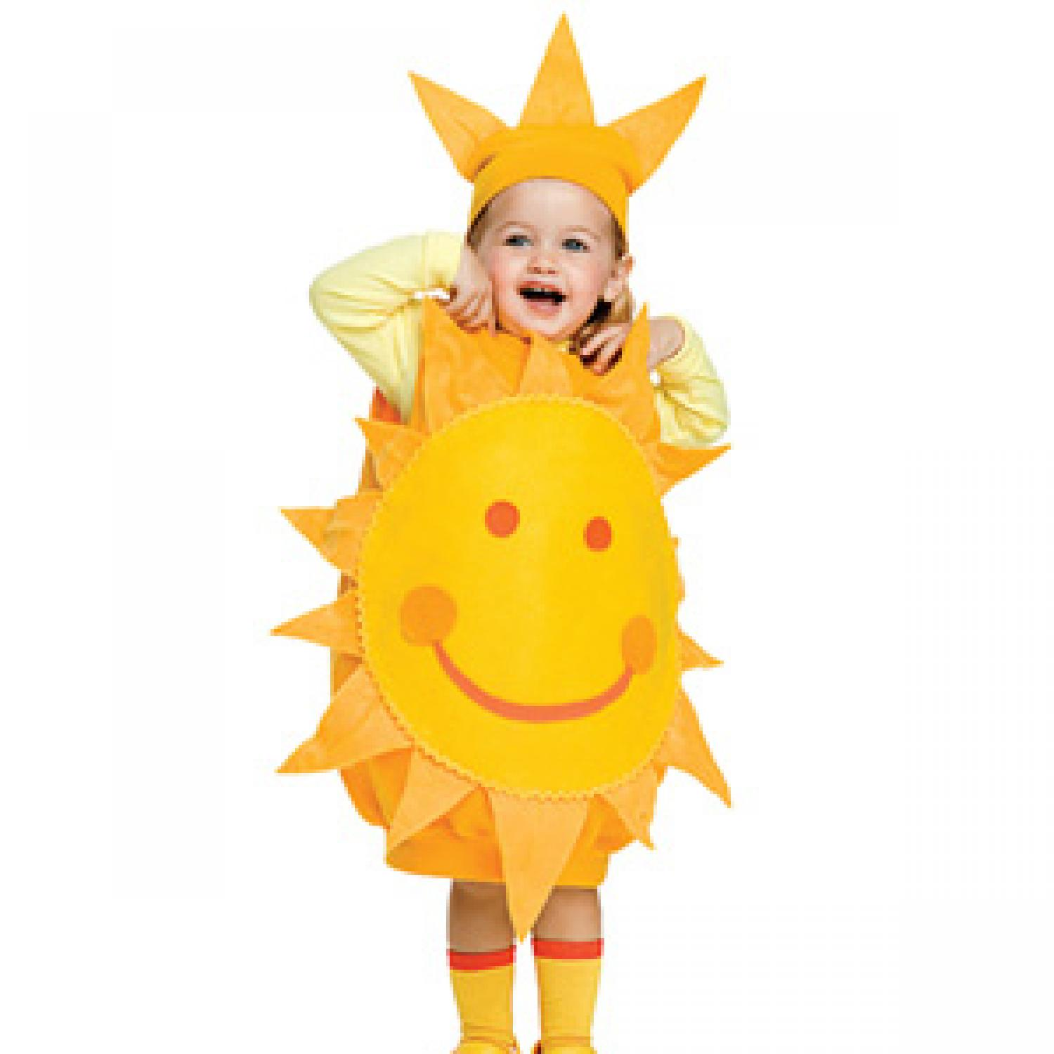 Here Comes Sun Costume Parenting