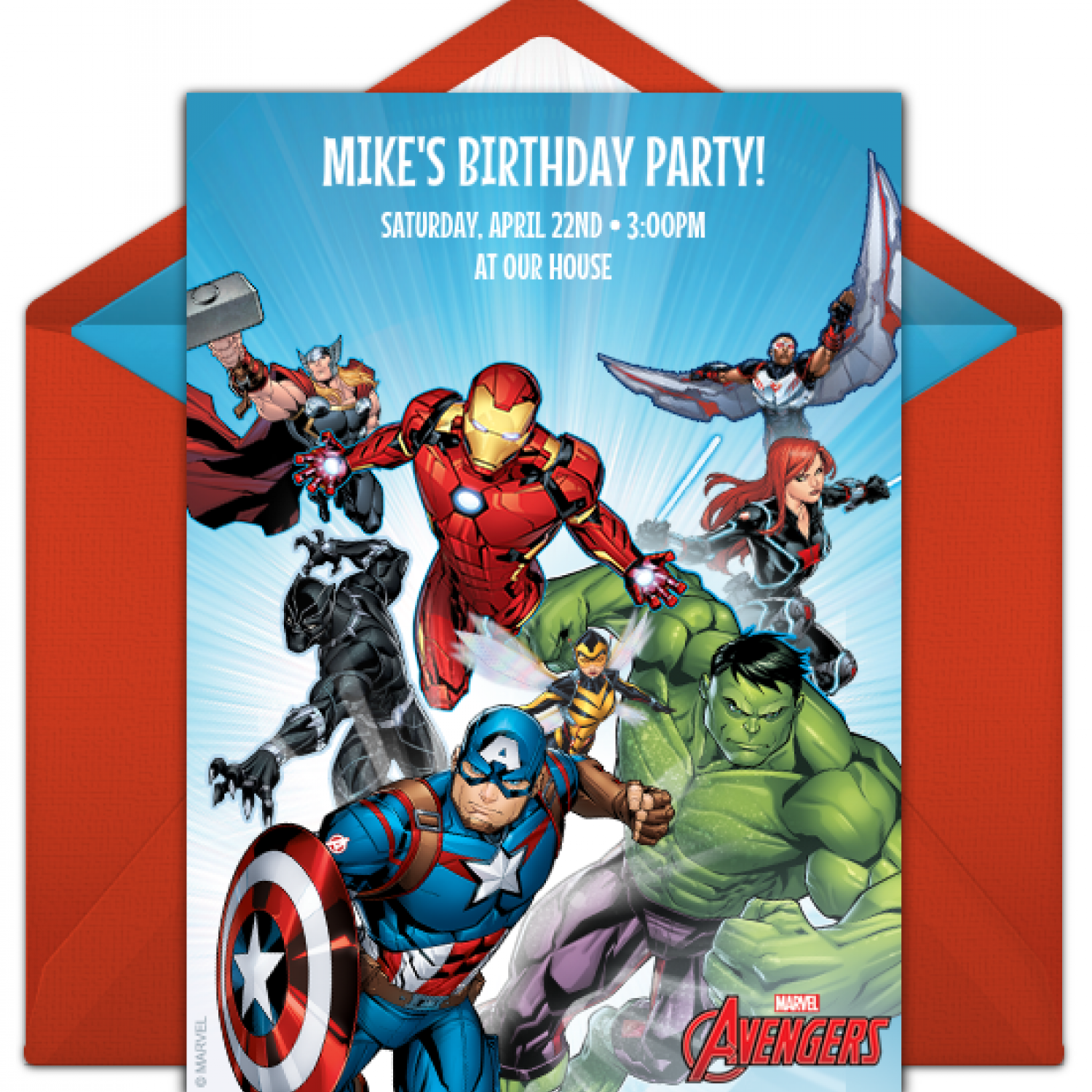 16 Perfect Birthday Party Invitations For Kids All Ages
