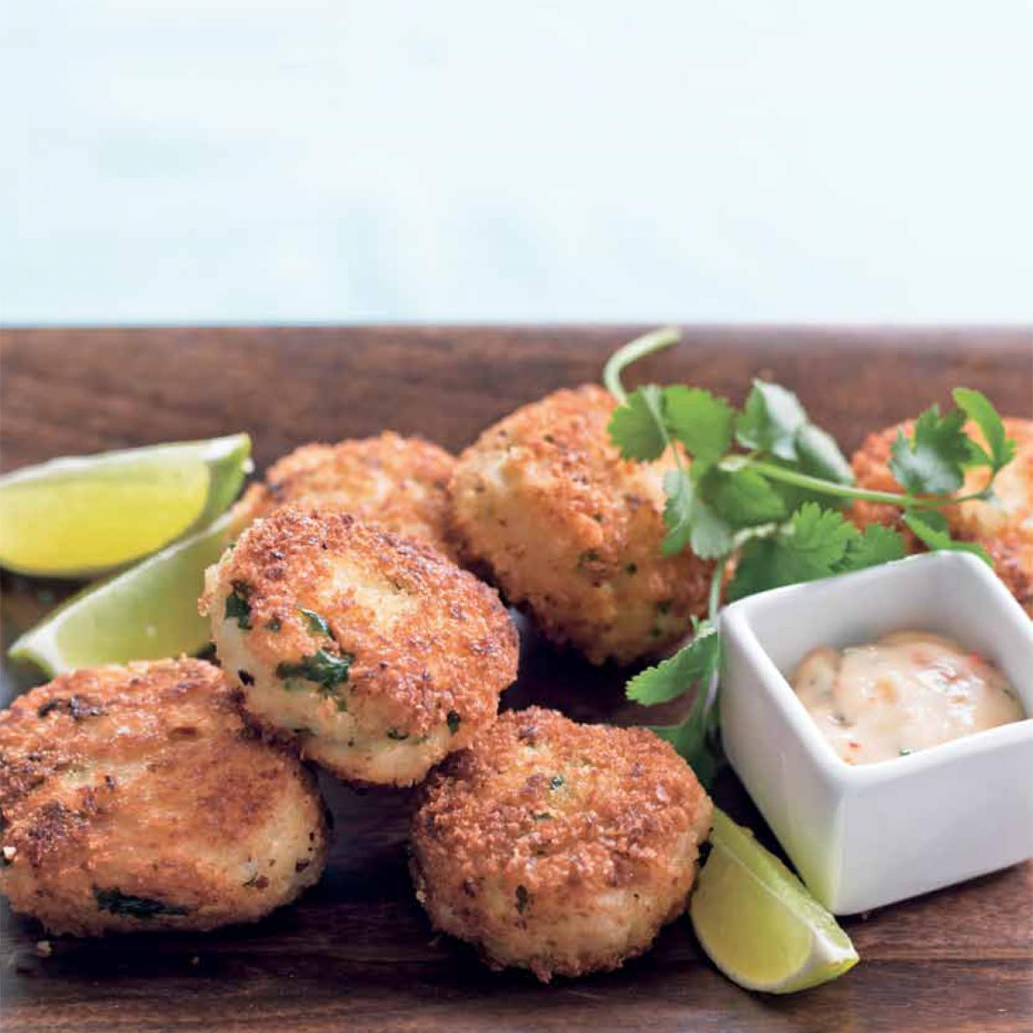 Easy asian fish cakes parenting for What to serve with fish