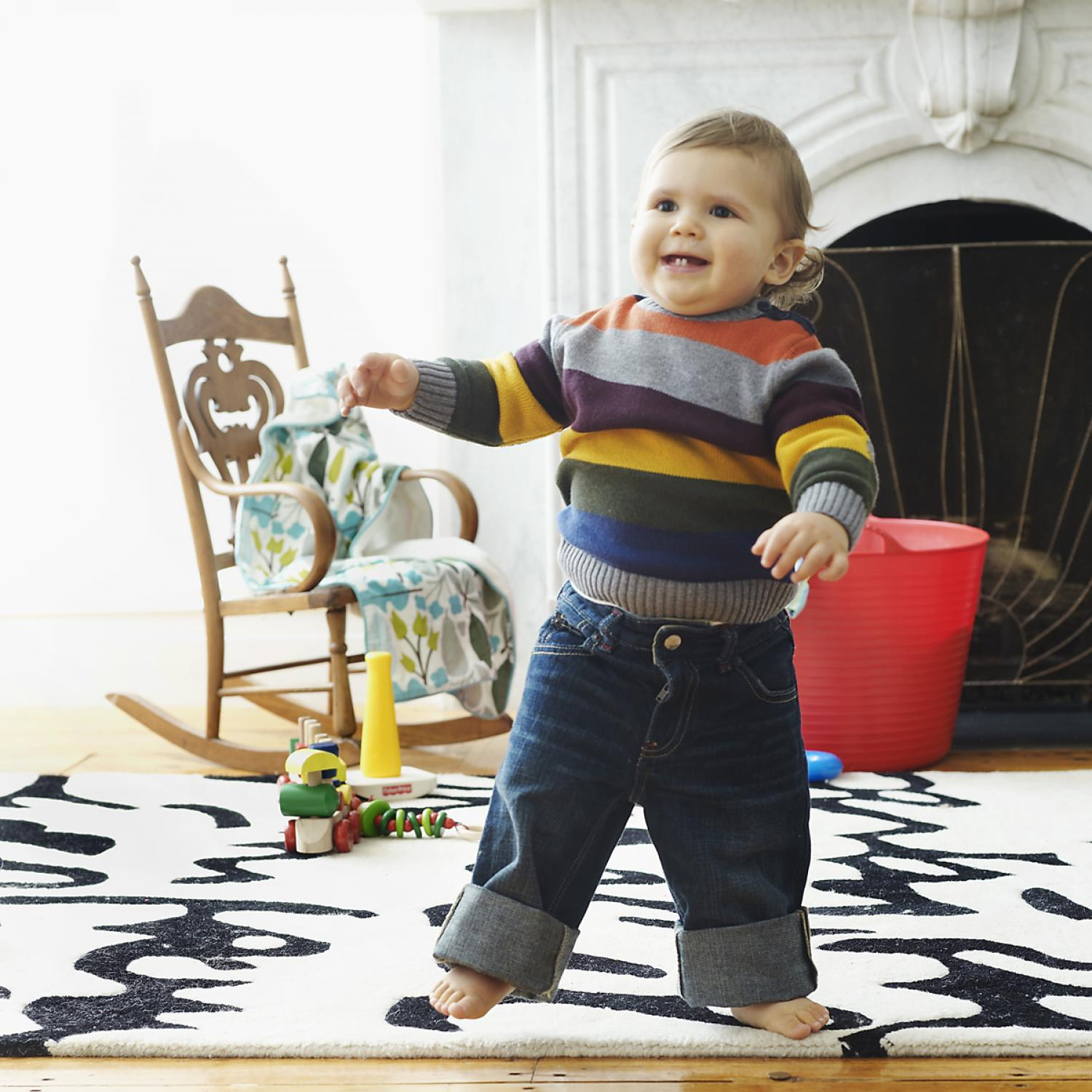 Does Wearing Shoes Help a Baby Learn to Walk Sooner?