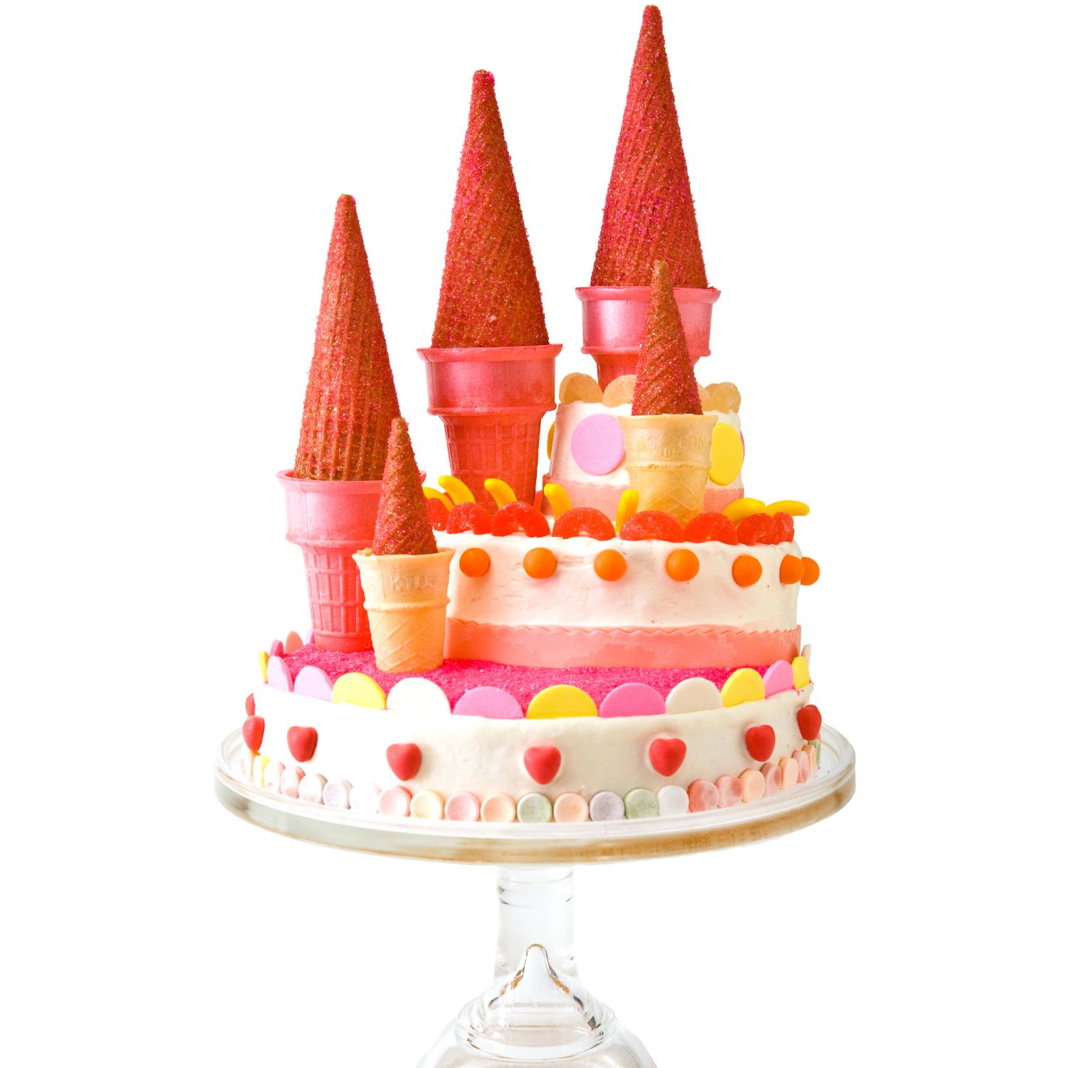 Castle Birthday Cake Design Parenting