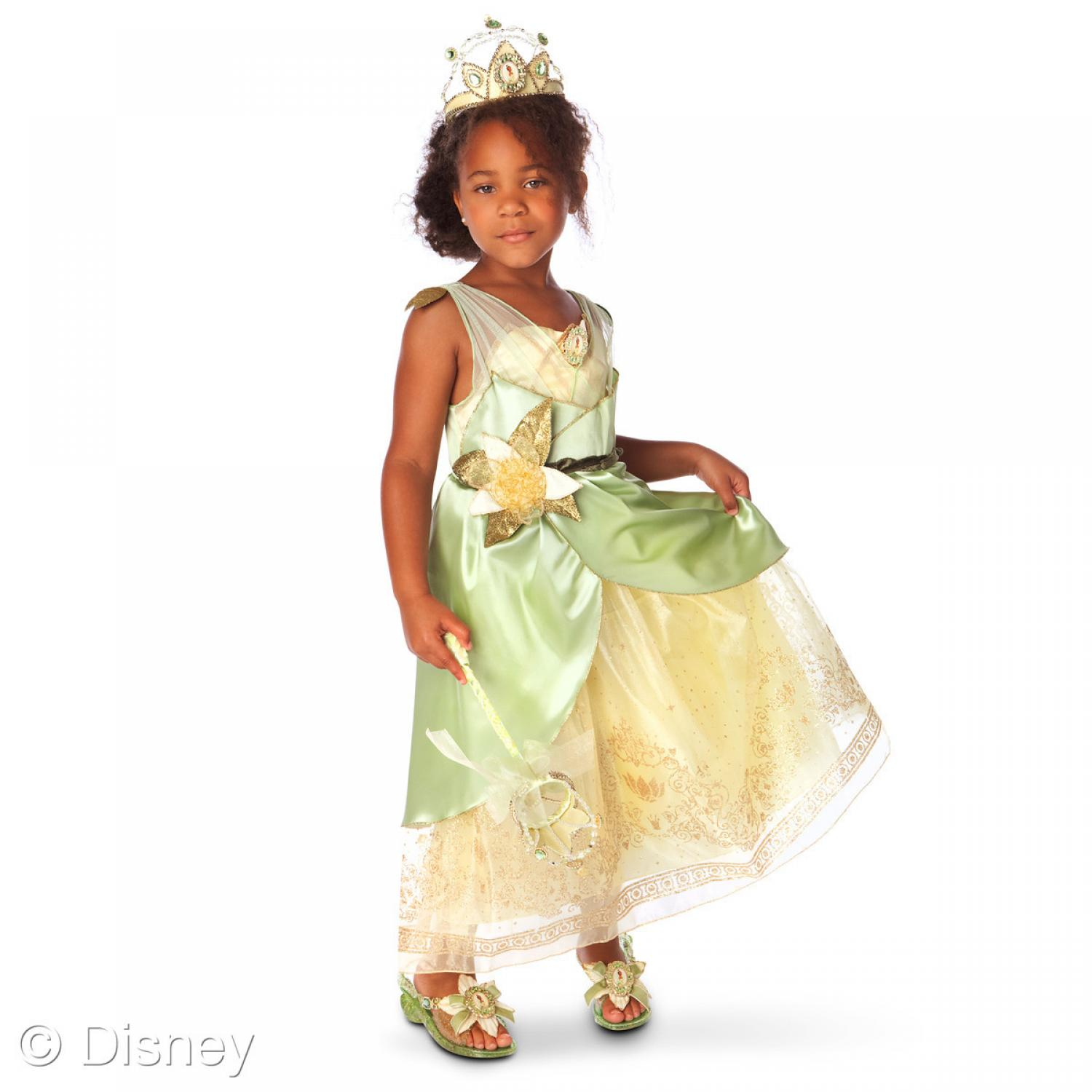 Princess Tiana Outfit: Halloween Costumes Buying Guide: Disney