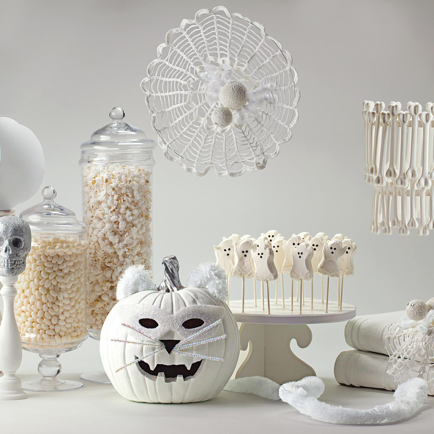 Easy, DIY Halloween Party Ideas