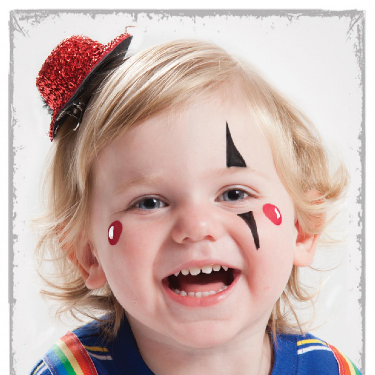 Beginners Pirate Face Painting Tutorial  Snazaroo