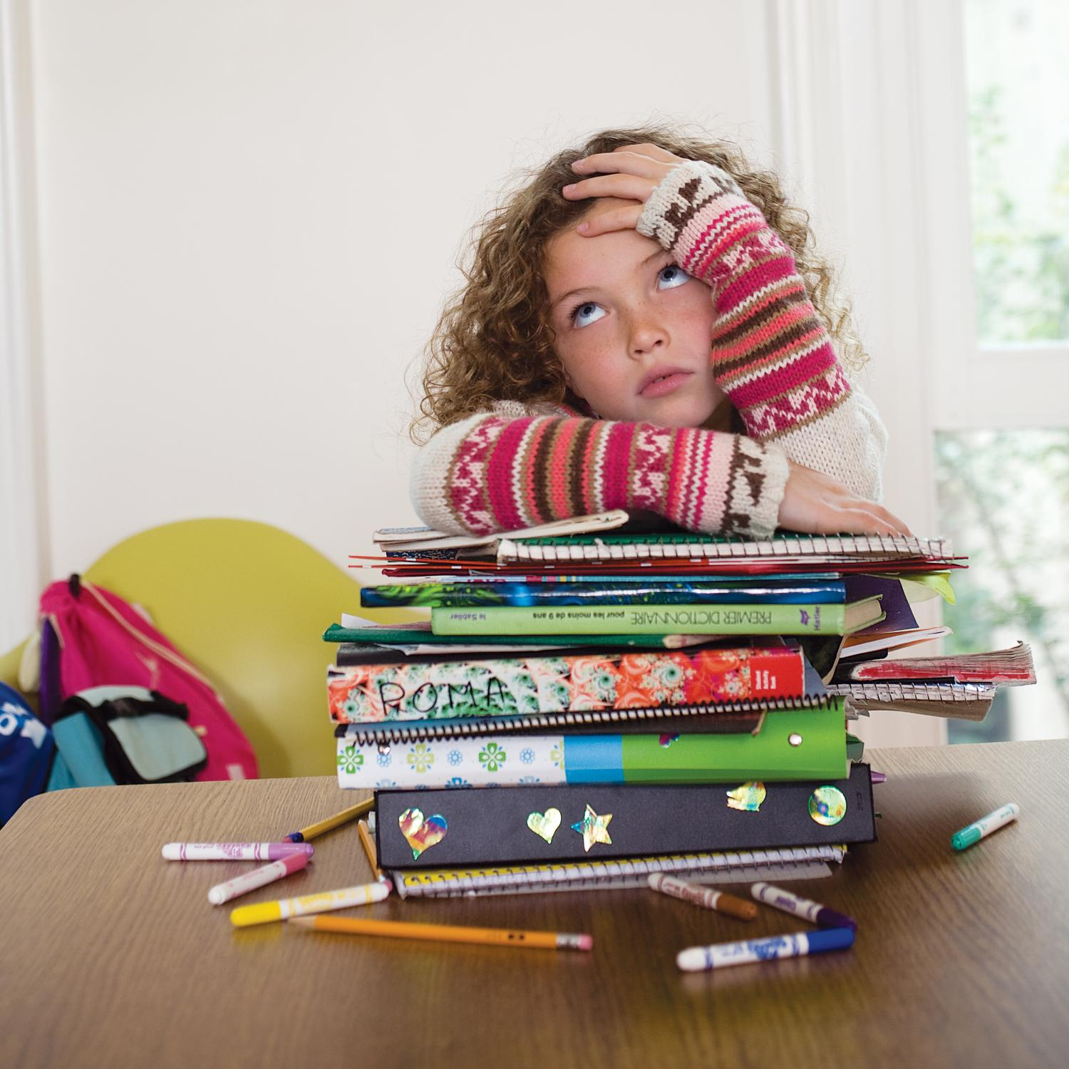 is too much homework bad for kids parenting