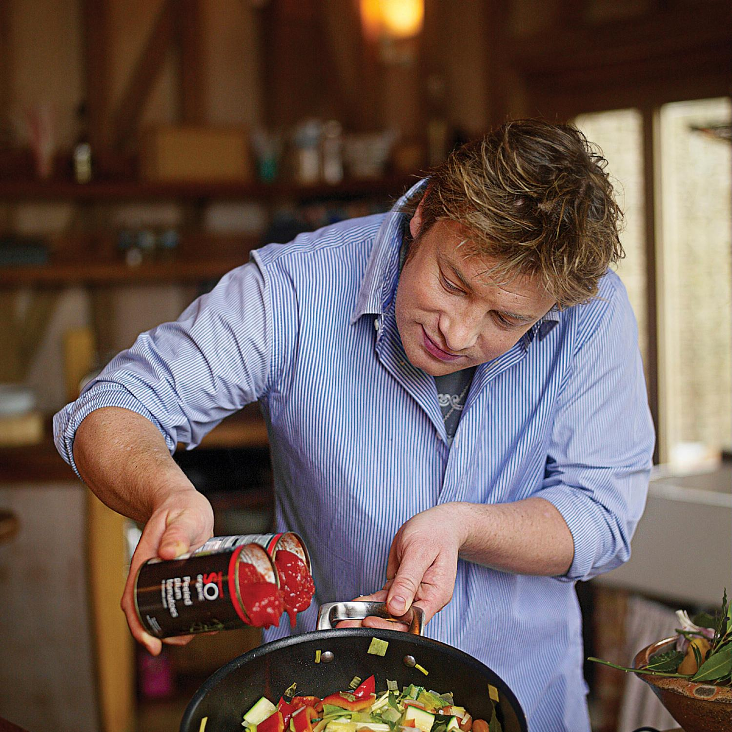Lunch Ideas Jamie Oliver: Dinner Tonight, Lunch Tomorrow