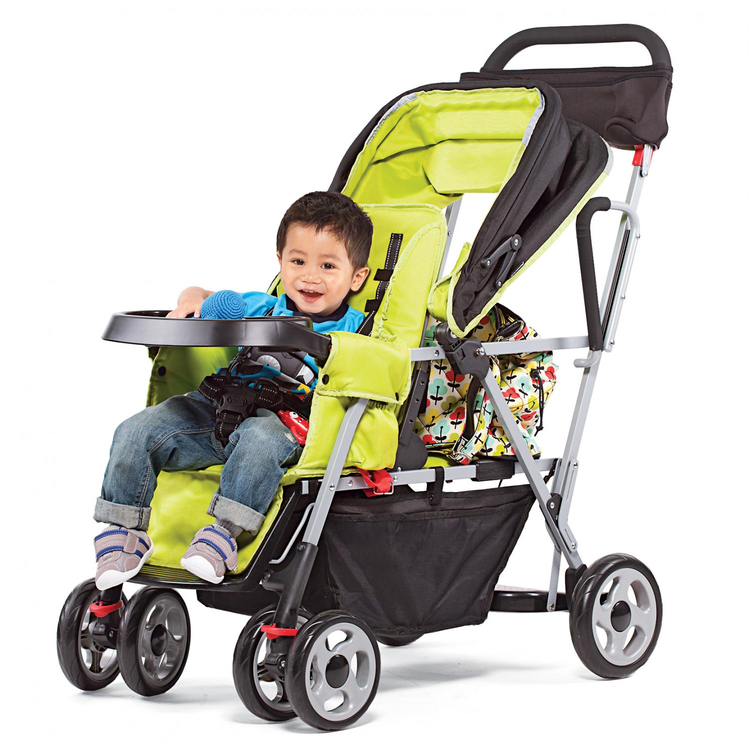 our favorite new single double and travel strollers  parenting - double strollers for growing families