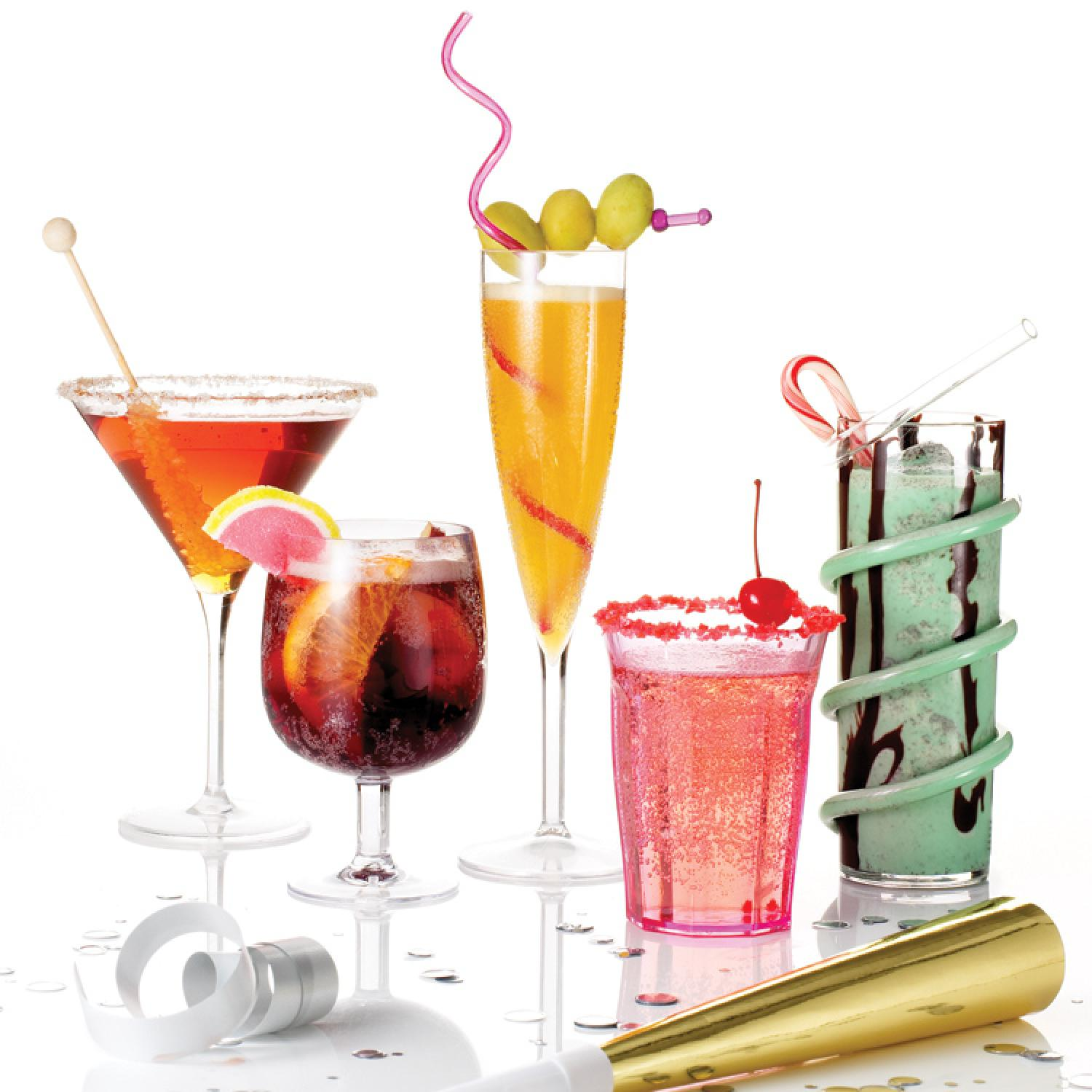 Kid-Friendly New Year's Eve: Mocktails
