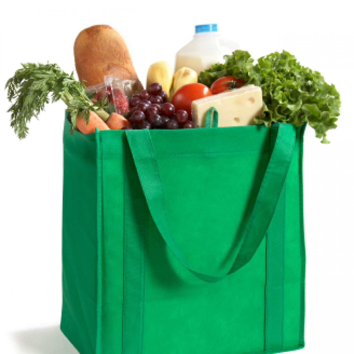 Reusable Grocery Bags Can Carry Harmful Norovirus | Parenting