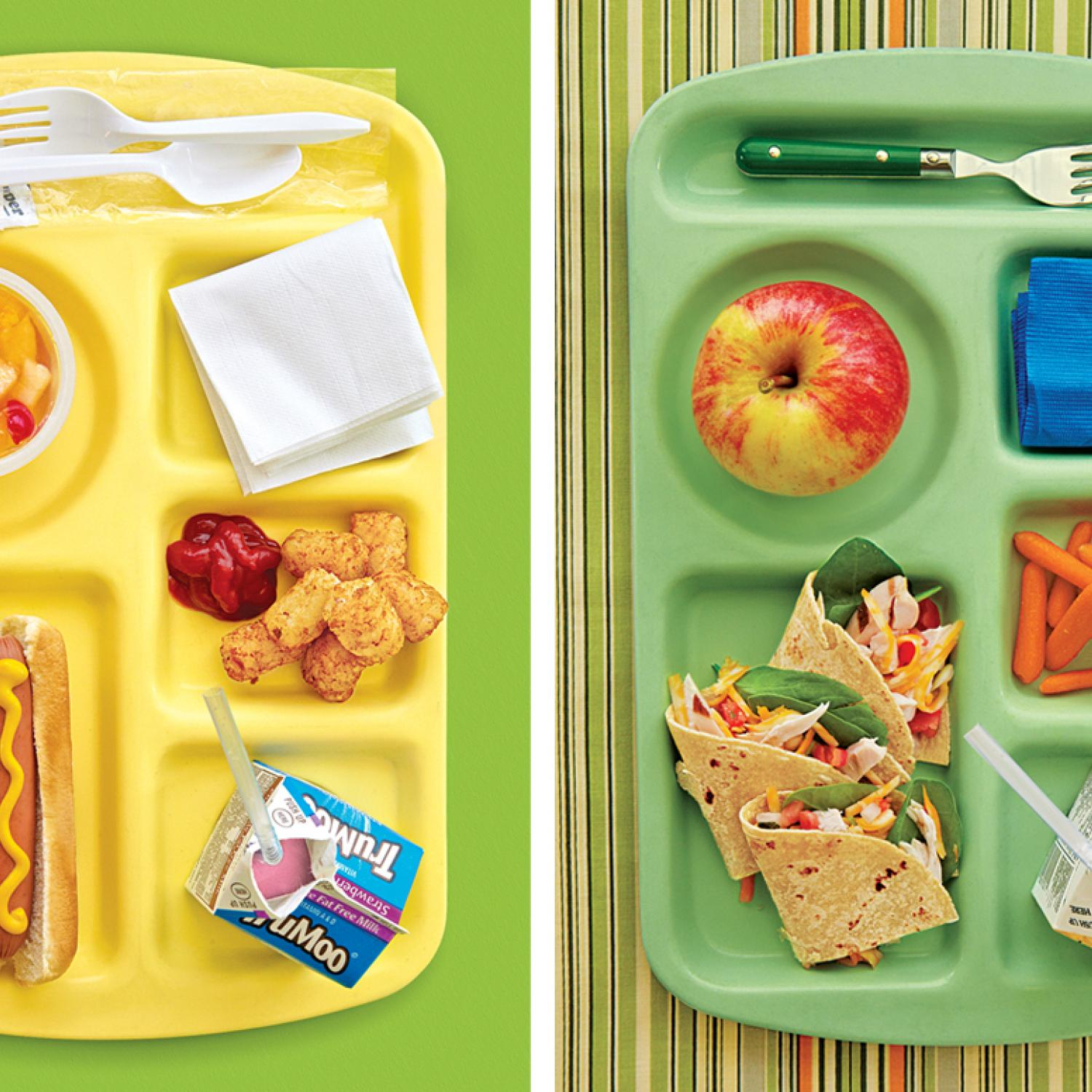 nutritious bargaining picky about school lunches millenial influx