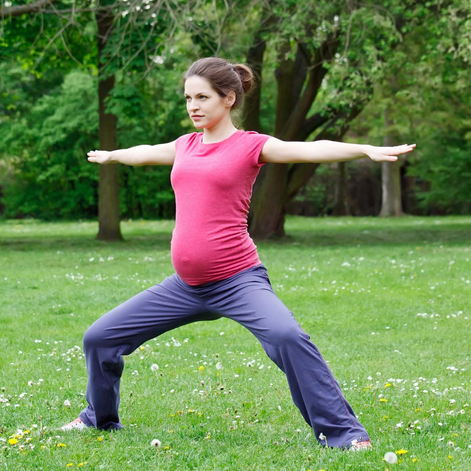 What Exercises Can Pregnant Women Do 49