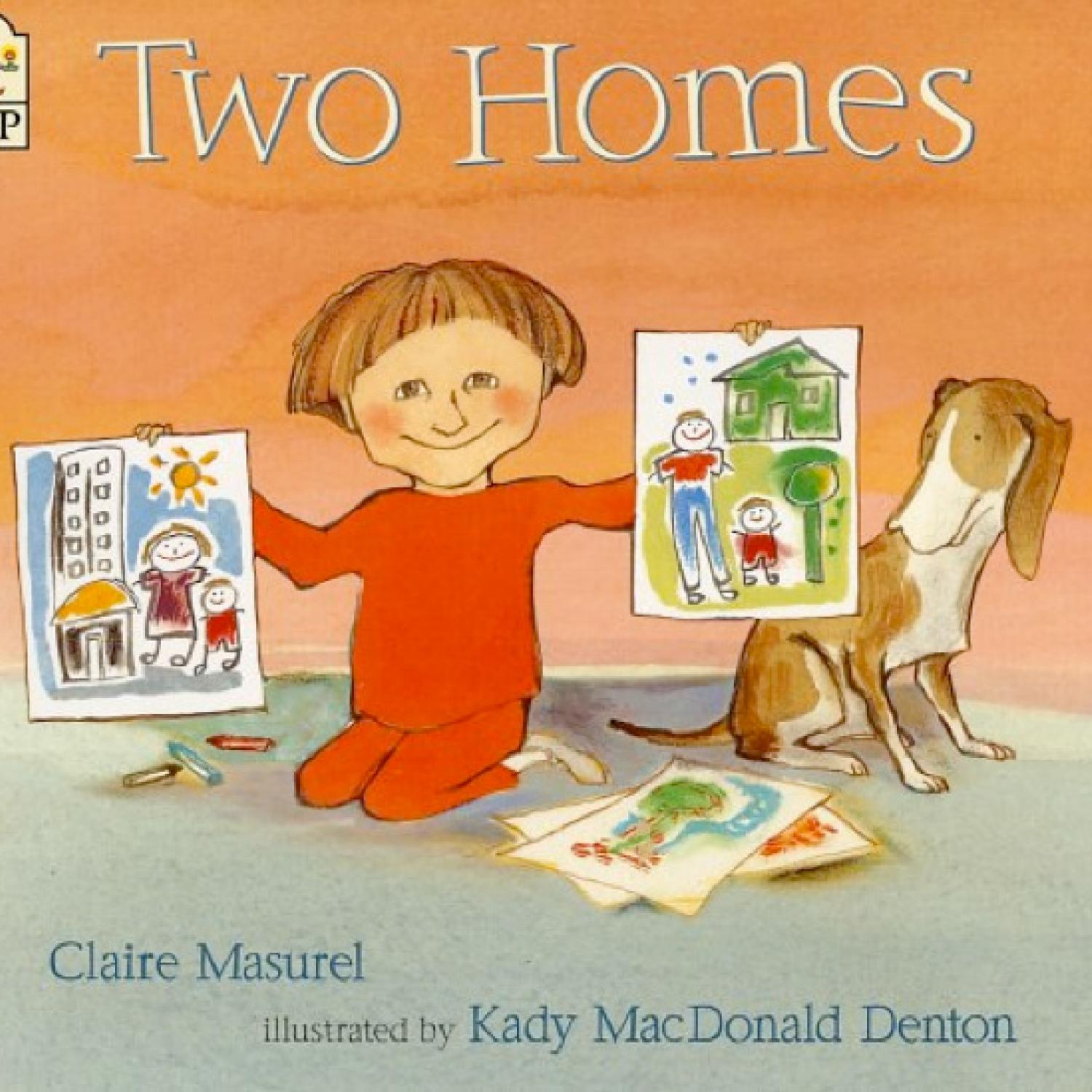 Funny Books For Kids Going Through Divorce