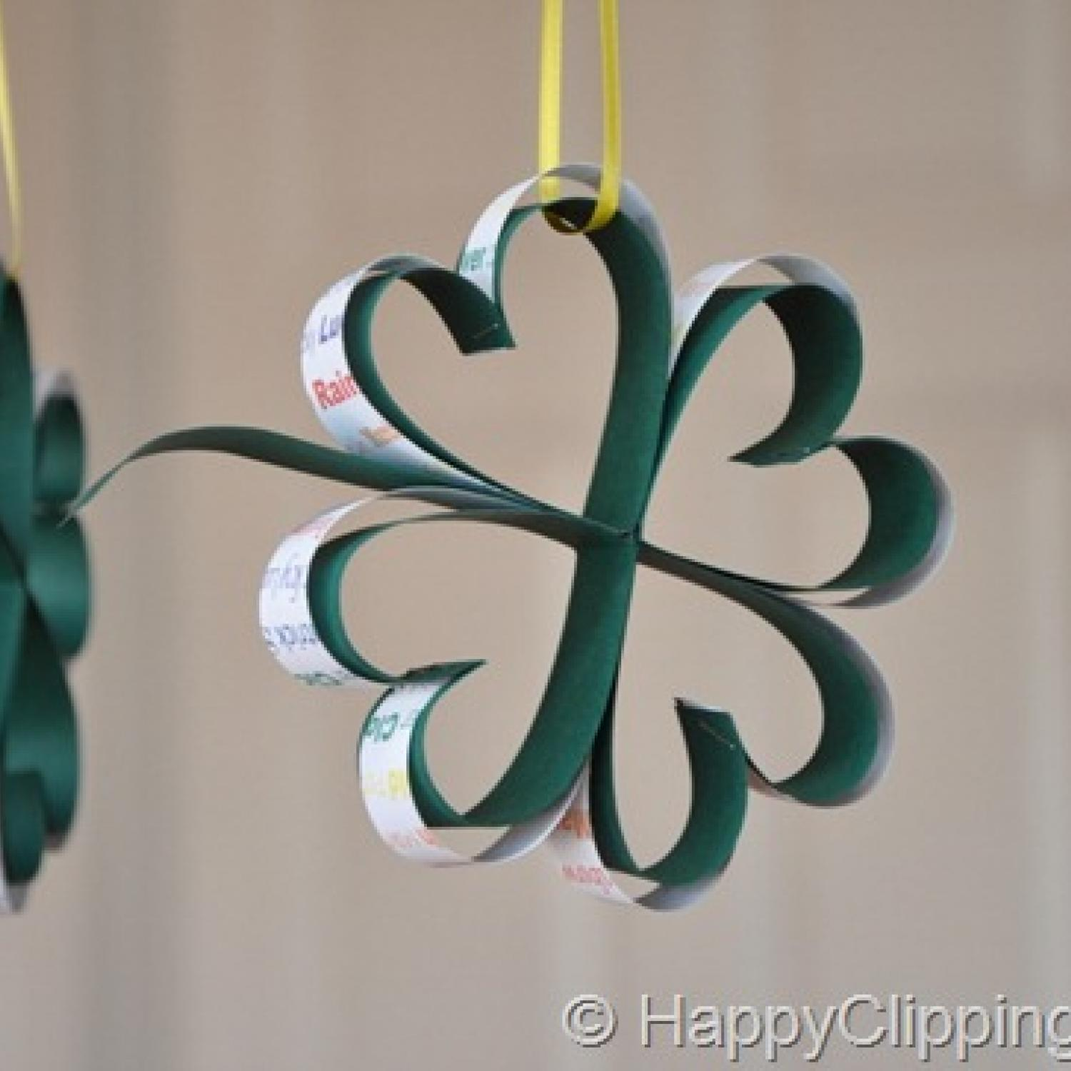 St Patrick S Day Crafts And Recipes For Kids Parenting