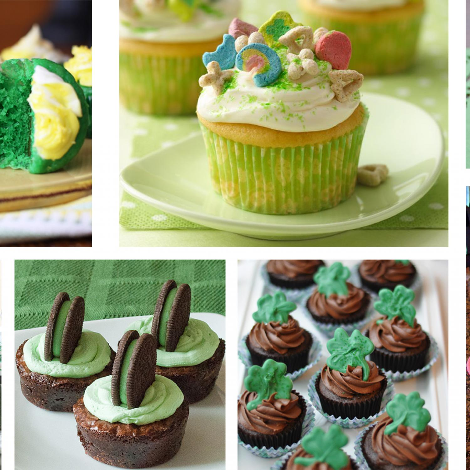 St Patrick S Day Cupcakes Parenting