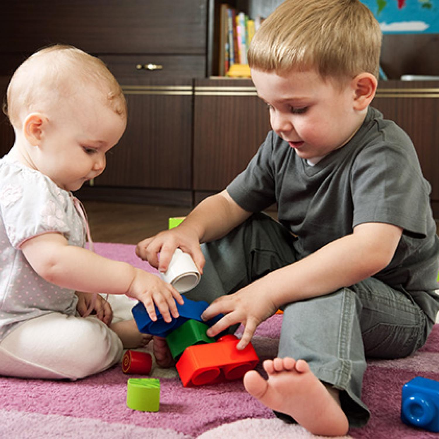 Toddler Gifts That Won t Hurt Baby Siblings