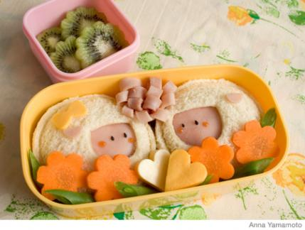 & 20 Easy Bento Lunch Boxes | Parenting Aboutintivar.Com