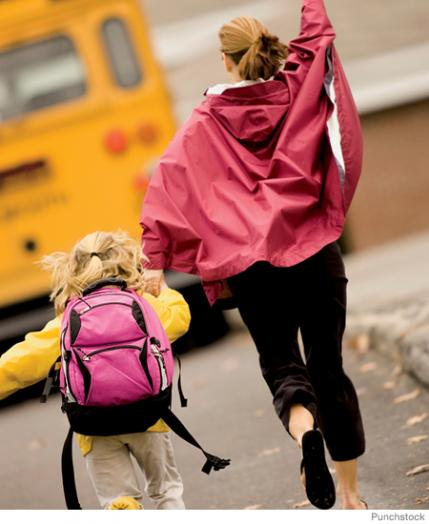 De-Stress Your Morning Routine   Parenting