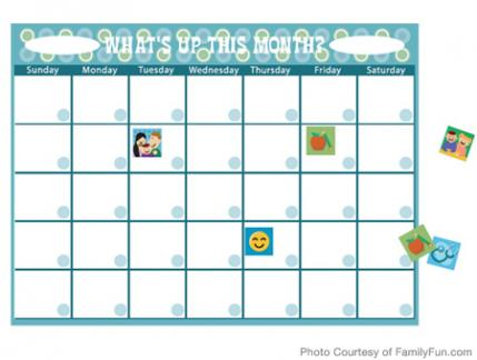 countdown chart template - 16 ways to prep for school separation anxiety parenting