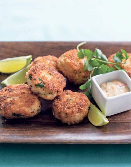 Baby Friendly Fish Cakes