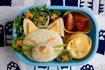 20 easy bento lunch boxes parenting - Quince recipes for babies a healthy fall ...