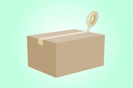 how to show information using boxes