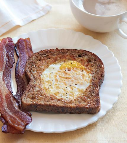 how to make toad in the hole egg