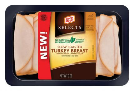 Healthy Foods on oscar mayer selects turkey nutrition