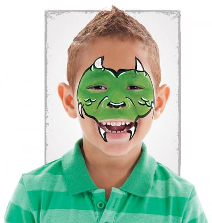 amy mikler - Halloween Easy Face Painting
