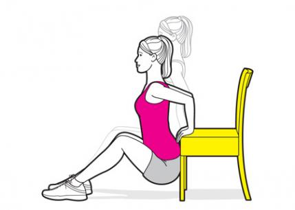 10 Minute Total Body Workout You Can Do At Your Desk