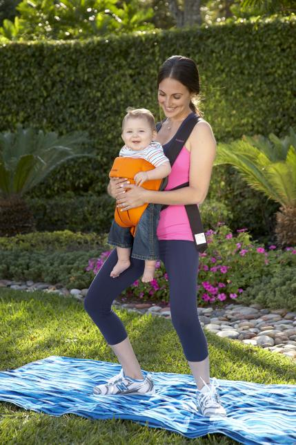 Easy 10 Minute Workout For Busy Moms