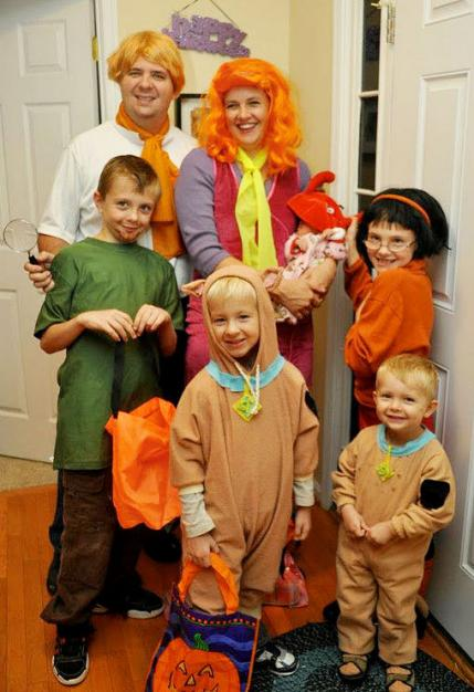 Family Halloween Costumes: Ideas for the Whole Family | Parenting