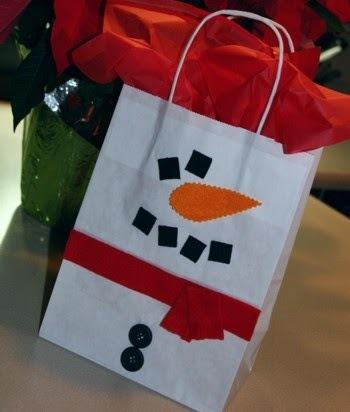 Unique DIY Christmas Bags Your Loved Ones Will Love Opening |White Christmas Diy Gift Bags